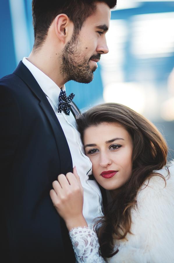 plener nad morzem | fotograf ślubny szczecin | zdjęcia ślubne